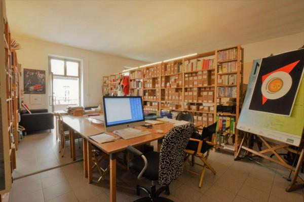 Ufficio in vendita a Torino, Borgo Dora, 127 mq - Foto 13