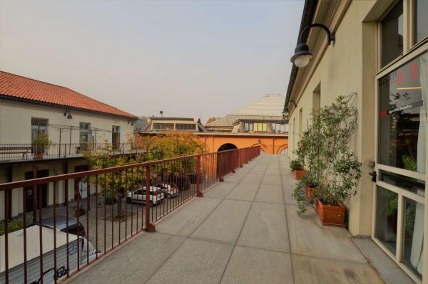 Ufficio in vendita a Torino, Borgo Dora, 127 mq - Foto 9