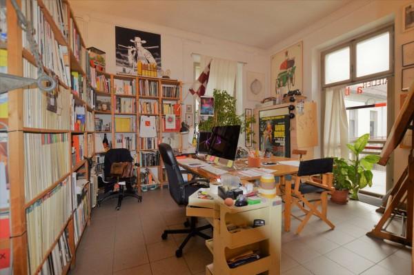 Ufficio in vendita a Torino, Borgo Dora, 127 mq - Foto 10