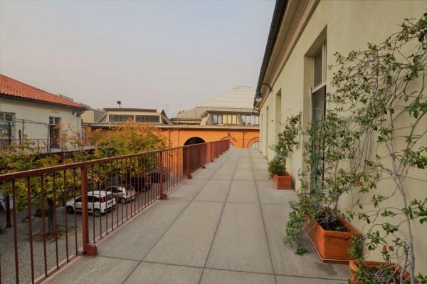 Ufficio in vendita a Torino, Borgo Dora, 127 mq - Foto 8