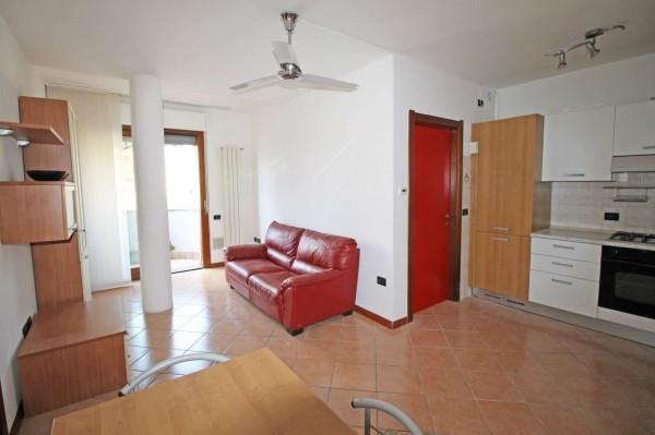 Appartamento in vendita a Cassano d'Adda, Coop, Arredato, con giardino, 65 mq - Foto 14