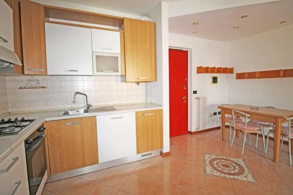 Appartamento in vendita a Cassano d'Adda, Coop, Arredato, con giardino, 65 mq - Foto 11
