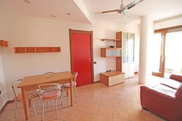 Appartamento in vendita a Cassano d'Adda, Coop, Arredato, con giardino, 65 mq - Foto 17