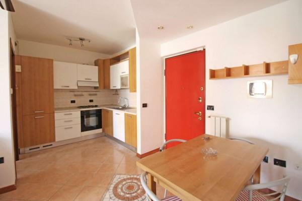 Appartamento in vendita a Cassano d'Adda, Coop, Arredato, con giardino, 65 mq - Foto 13