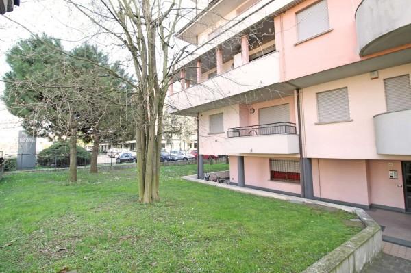 Appartamento in vendita a Cassano d'Adda, Coop, Arredato, con giardino, 65 mq - Foto 3