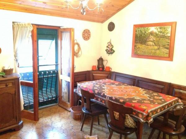 Appartamento in vendita a Santo Stefano d'Aveto, Arredato, 60 mq - Foto 6