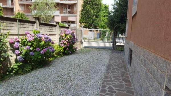 Appartamento in vendita a Muggiò, Montecarlo, Con giardino, 120 mq - Foto 3