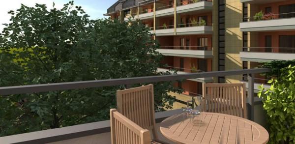 Appartamento in vendita a Milano, Con giardino, 104 mq - Foto 4