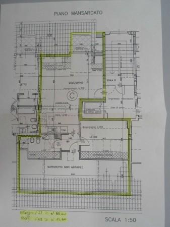 Appartamento in vendita a Torino, Gran Madre, 65 mq - Foto 10