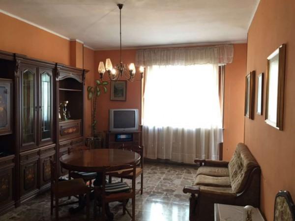 Appartamento in vendita a Alessandria, Piazza Genova, 80 mq