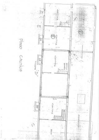 Villetta a schiera in vendita a Lissone, Semicentro, Con giardino, 190 mq - Foto 4