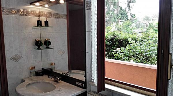 Villetta a schiera in vendita a Lissone, Semicentro, Con giardino, 190 mq - Foto 14