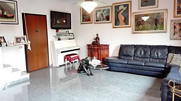 Villetta a schiera in vendita a Lissone, Semicentro, Con giardino, 190 mq - Foto 15