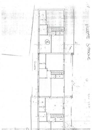 Villetta a schiera in vendita a Lissone, Semicentro, Con giardino, 190 mq - Foto 3