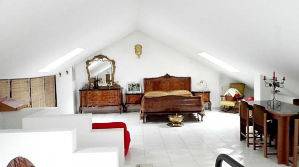 Villetta a schiera in vendita a Lissone, Semicentro, Con giardino, 190 mq - Foto 12