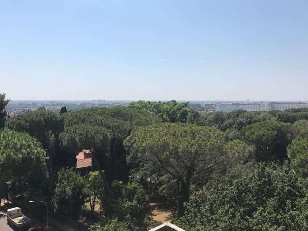 Appartamento in vendita a Roma, Balduina, Con giardino, 210 mq - Foto 22