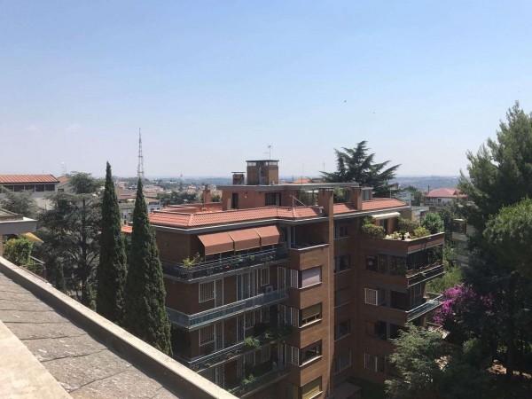 Appartamento in vendita a Roma, Balduina, Con giardino, 210 mq - Foto 18
