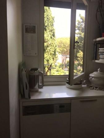 Appartamento in vendita a Roma, Balduina, Con giardino, 210 mq - Foto 9