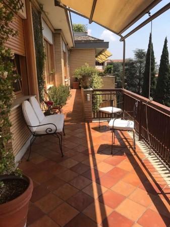 Appartamento in vendita a Roma, Balduina, Con giardino, 210 mq - Foto 2