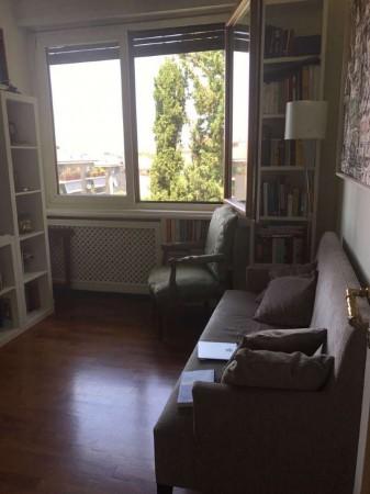 Appartamento in vendita a Roma, Balduina, Con giardino, 210 mq - Foto 8