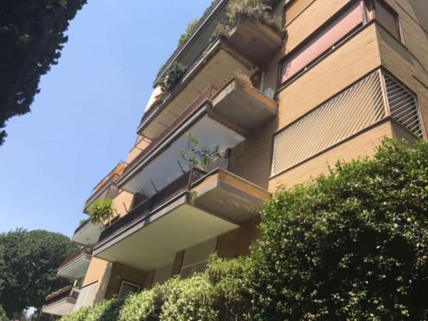 Appartamento in vendita a Roma, Balduina, Con giardino, 210 mq - Foto 21