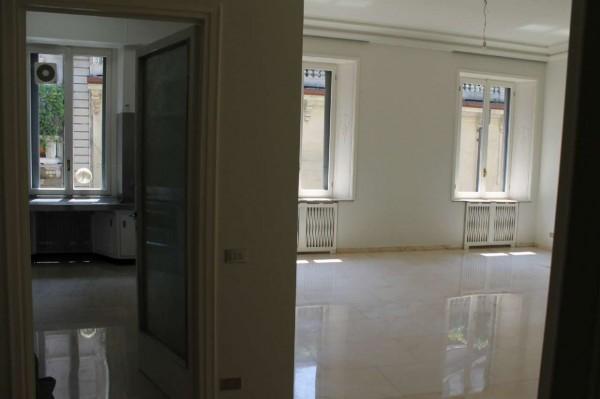 Appartamento in affitto a Milano, Corso Venezia, 130 mq - Foto 18