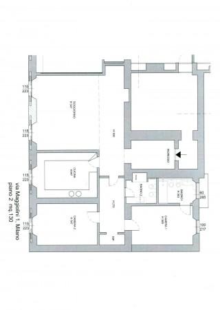 Appartamento in affitto a Milano, Corso Venezia, 130 mq - Foto 2