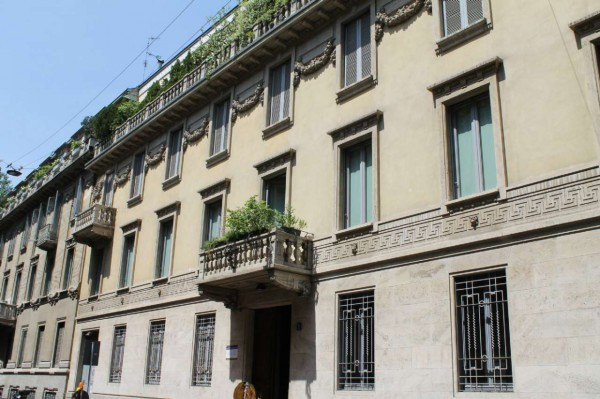 Appartamento in affitto a Milano, Corso Venezia, 130 mq