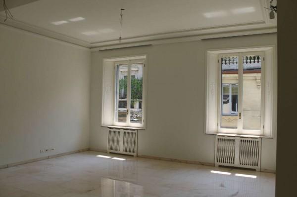 Appartamento in affitto a Milano, Corso Venezia, 130 mq - Foto 17