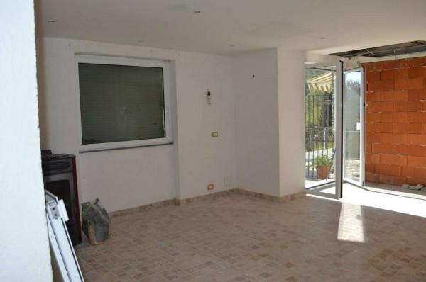 Villetta a schiera in vendita a Recco, Verzemma, 80 mq - Foto 16