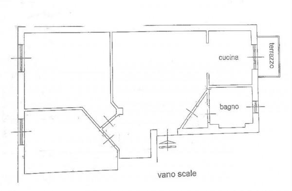 Appartamento in vendita a La Spezia, Migliarina, 60 mq - Foto 17