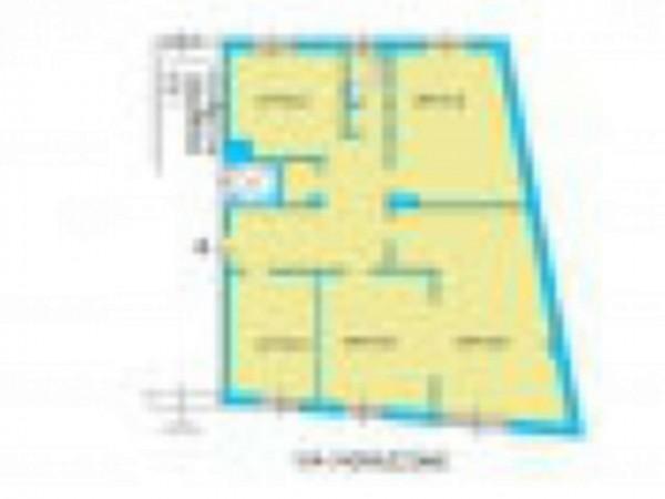 Ufficio in vendita a Varese, Centro Storico Zona Tribunale, 155 mq - Foto 2