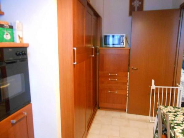 Casa indipendente in vendita a Milano, Con giardino, 72 mq - Foto 32