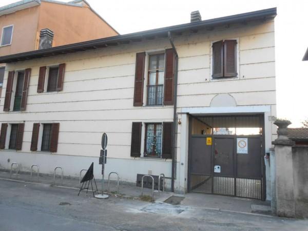 Casa indipendente in vendita a Milano, Con giardino, 72 mq - Foto 3