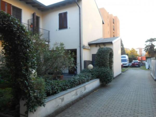 Casa indipendente in vendita a Milano, Con giardino, 72 mq - Foto 15