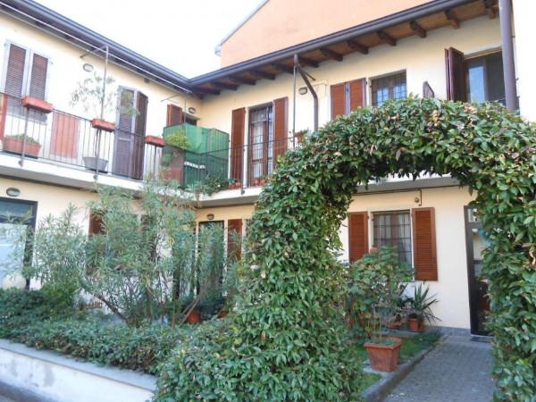 Casa indipendente in vendita a Milano, Con giardino, 72 mq - Foto 51