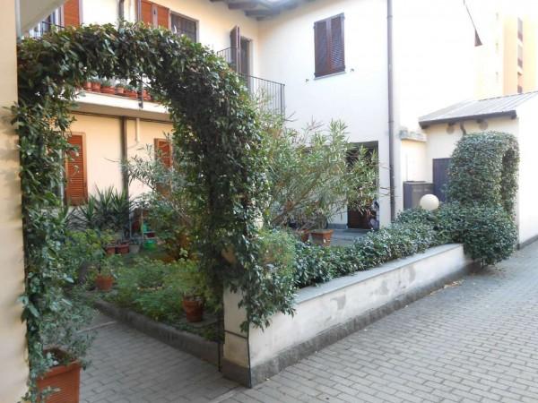 Casa indipendente in vendita a Milano, Con giardino, 72 mq - Foto 17