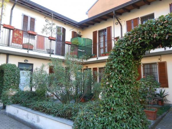 Casa indipendente in vendita a Milano, Con giardino, 72 mq - Foto 14