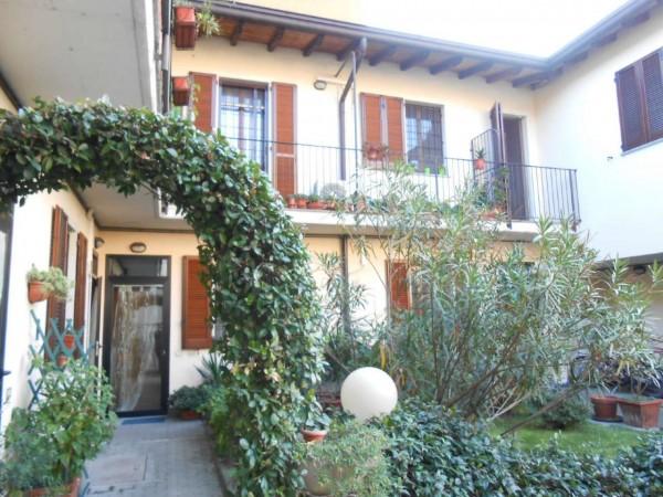 Casa indipendente in vendita a Milano, Con giardino, 72 mq - Foto 7