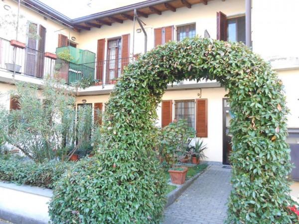 Casa indipendente in vendita a Milano, Con giardino, 72 mq - Foto 11