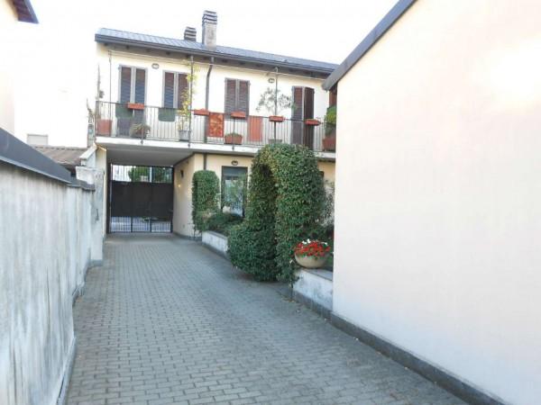 Casa indipendente in vendita a Milano, Con giardino, 72 mq - Foto 9
