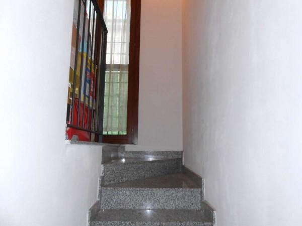 Casa indipendente in vendita a Milano, Con giardino, 72 mq - Foto 56