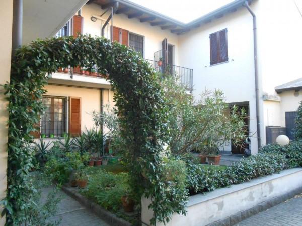 Casa indipendente in vendita a Milano, Con giardino, 72 mq - Foto 16
