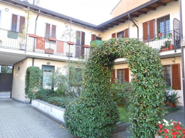 Casa indipendente in vendita a Milano, Con giardino, 72 mq - Foto 42