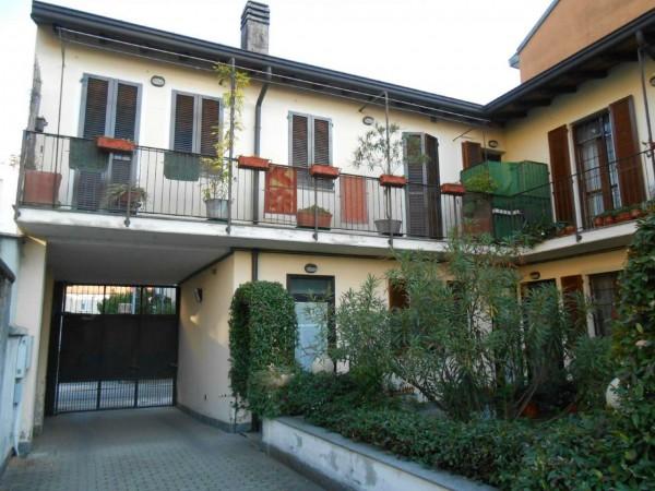 Casa indipendente in vendita a Milano, Con giardino, 72 mq - Foto 13