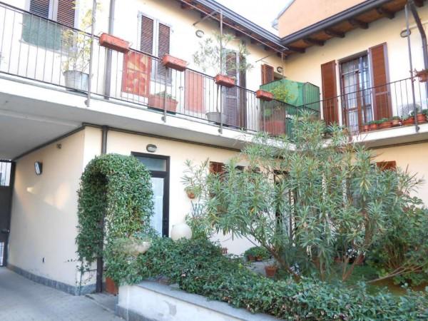 Casa indipendente in vendita a Milano, Con giardino, 72 mq - Foto 50