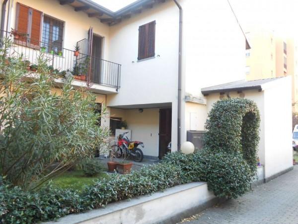 Casa indipendente in vendita a Milano, Con giardino, 72 mq - Foto 6