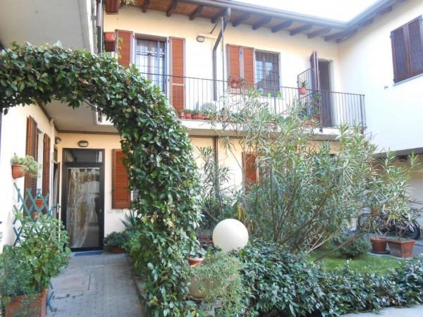 Casa indipendente in vendita a Milano, Con giardino, 72 mq - Foto 8