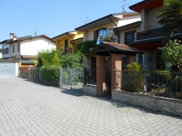 Villa in vendita a Quintano, Residenziale, Con giardino, 168 mq - Foto 4