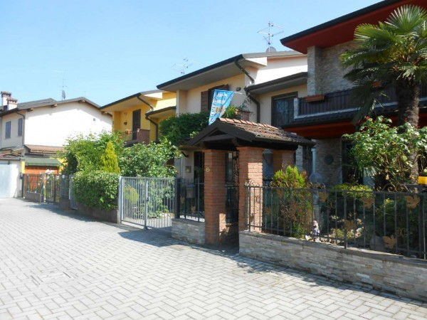 Villa in vendita a Quintano, Residenziale, Con giardino, 168 mq - Foto 2